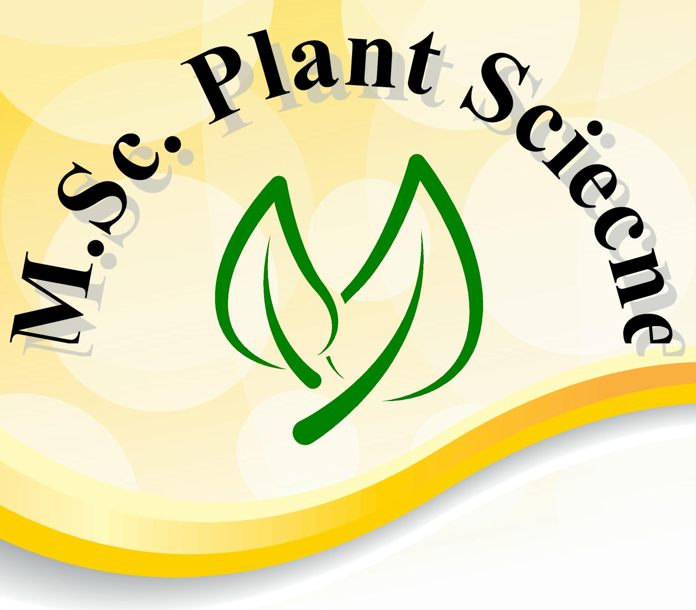ปัญหาพิเศษ / Special Problem in Plant Science