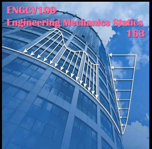 กลศาสตร์วิศวกรรมด้านสถิตยศาสตร์ / Engineering Mechanics Statics