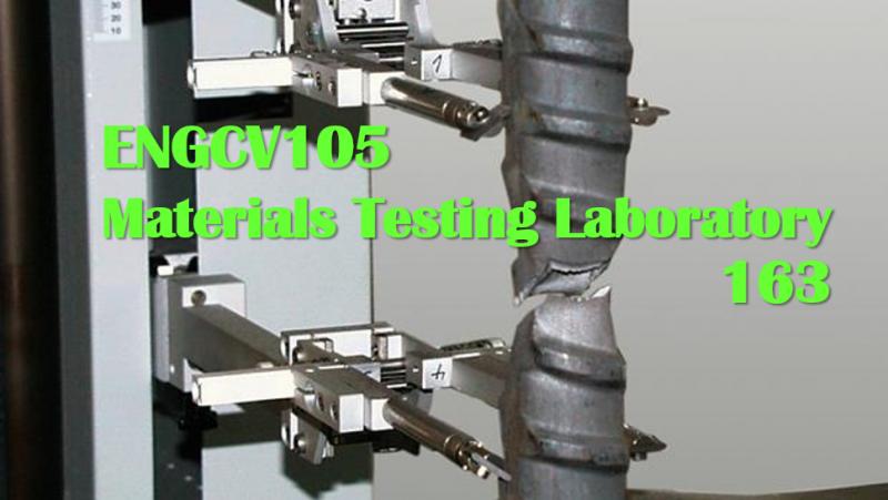 ปฏิบัติการทดสอบวัสดุ / Materials Testing Laboratory