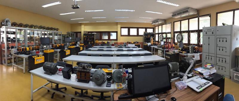 เครื่องจักรกลไฟฟ้า 1 / Electrical Machines 1