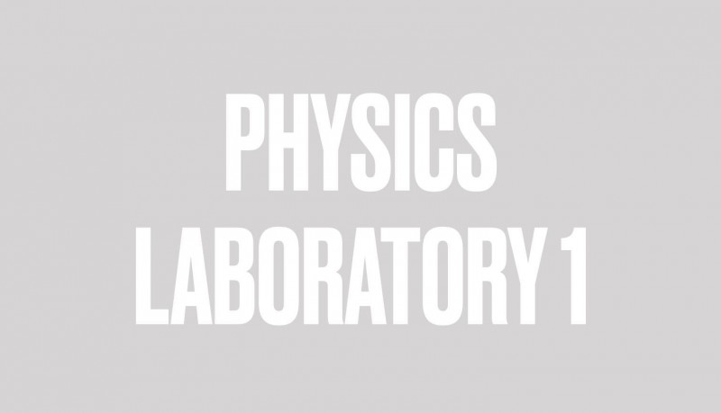 ปฏิบัติการฟิสิกส์ 1 สำหรับวิศวกร / Physics Laboratory 1 for Engineers