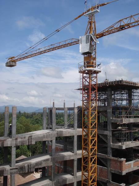 การตรวจและควบคุมงาน / Construction Inspection